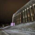 University of the arts Helsinki xmas by BOND