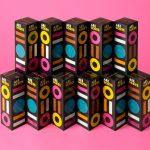 cloetta allsorts packaging design by BOND