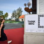 Balticbest festival design by BOND