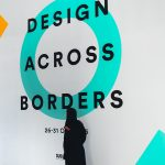 dubai design week brand identity by BOND