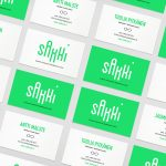 sakki identity website design by BOND