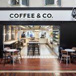 coffee co brand identity by BOND