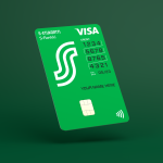 S Group Vertical Credit Card by BOND