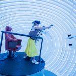 British Airways Flight of the Future exhibition by BOND